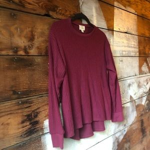 Project Social T Sweaters - Project Social T (Nordstrom's) Size Small Maroon